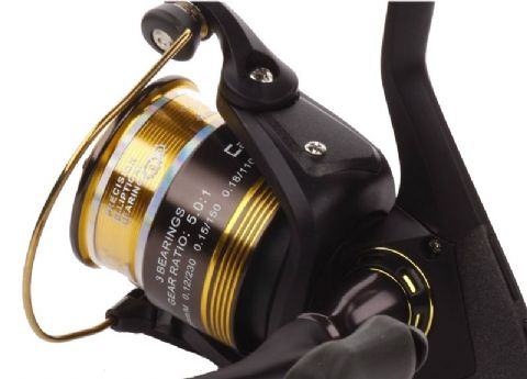 Okuma Carbonite Feeder